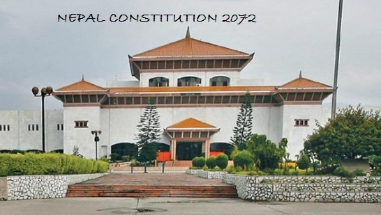 Waiting for the new constitution of Nepal 2072 B.S. ( 2015 A.D)