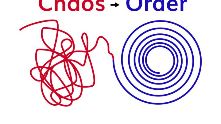 Chaotic and order – Life and nature